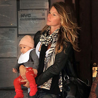 Gisele and Baby Vivian Outing in NYC | Photos