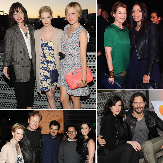January Mingles With Katy, Orlando and More at Coach's Star-Studded Bash