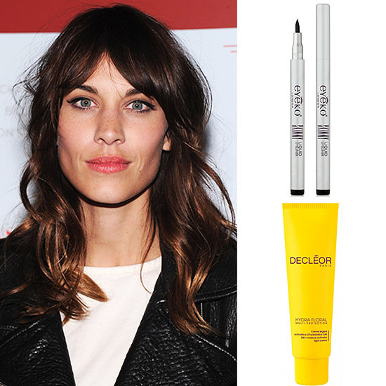 Alexa Chung Loves Eyeko and Decleor