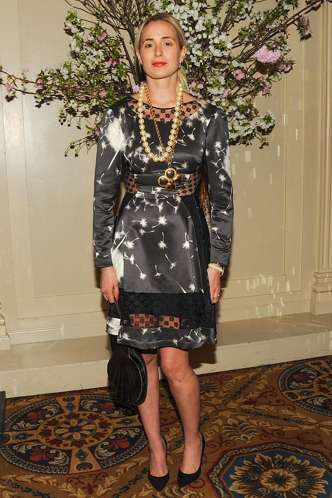 Elisabeth von Thurn und Taxis at the New Museum Spring Gala in New York. Photo: Neil Rasmus/BFAnyc.com