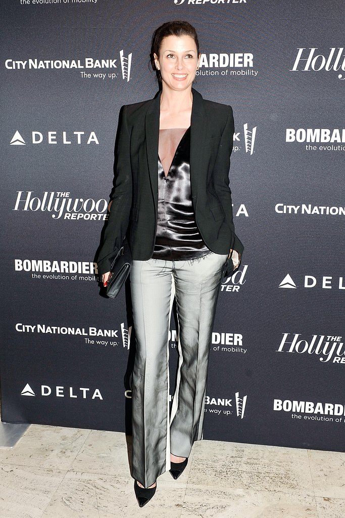 Bridget Moynahan at The Hollywood Reporter's 35 Most Powerful People in Media soiree. Photo: Elle Jota/BFAnyc.com