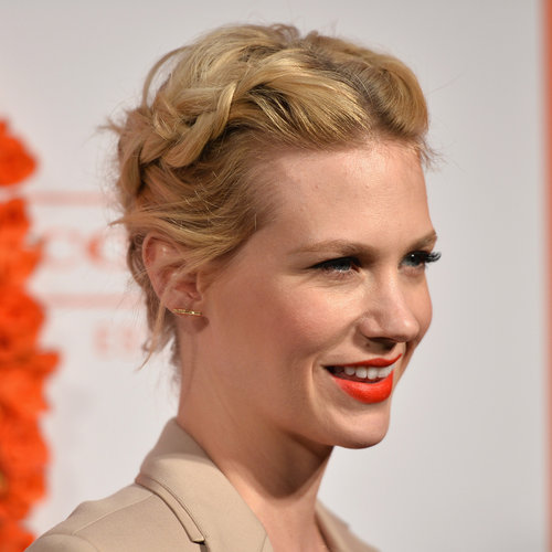 Celebrities With Braids For Spring