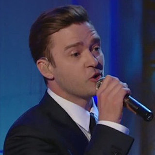 Justin Timberlake Singing For Obamas (Video)