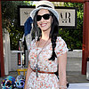 Katy Perry and Julianne Hough at Coachella Party | Pictures