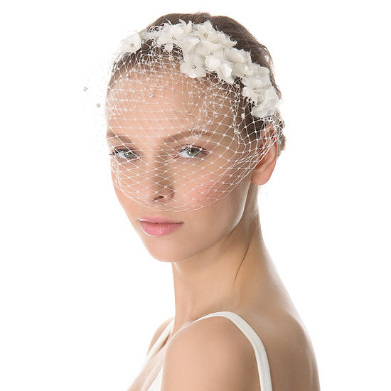 Planning a wedding? Here are a few fabulous headpieces to consider.