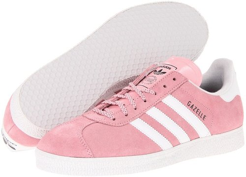 adidas Originals - Gazelle 2.0 - Suede (Diva/White) - Footwear