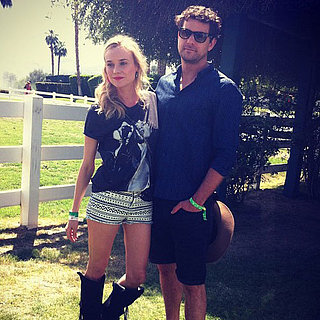 Coachella Celebrity Fashion 2013 | Instagram