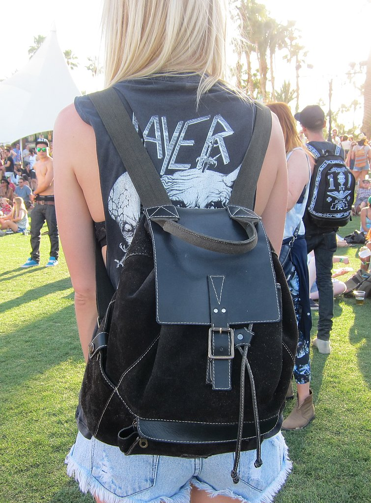 Backpacks are a '90s flashback that we welcome back with open arms.
