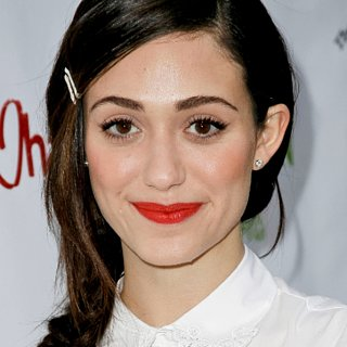 Emmy Rossum Braid Tutorial