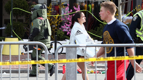 Video: Twin Blasts at Boston Marathon Leave City in Shock