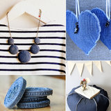 18 Ideas For Upcycling Denim