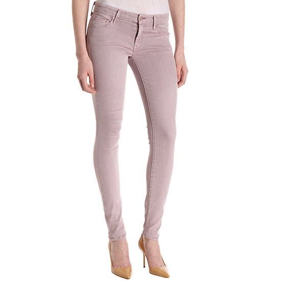 These Mother pink jeans ($69, originally $185) are undeniably Springy — we would bring them to life with a floral tank for day.