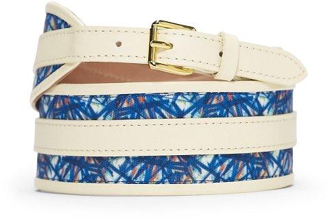 Quinn Wide Waist Belt