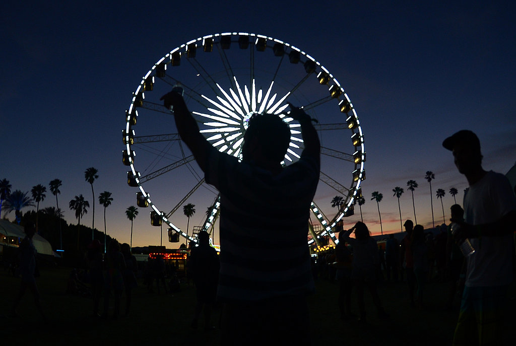 Step Into the Crazy, Sexy, Cool Coachella Scene