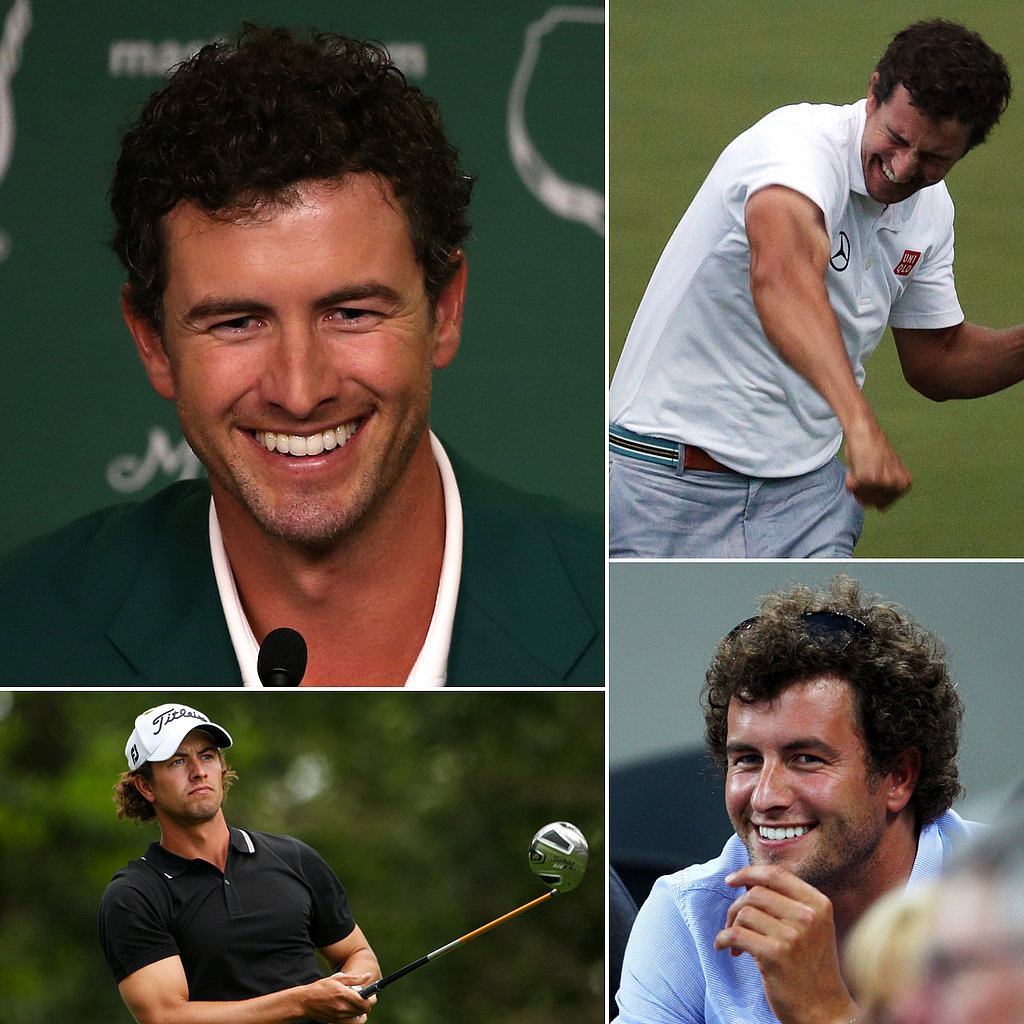 50 Ways Adam Scott Makes Golf Sexy