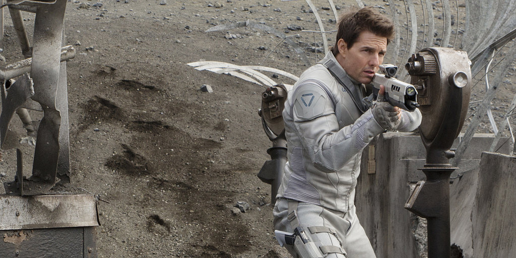 Oblivion: Tom Cruise's Grin Can't Save This Generic Sci-Fi