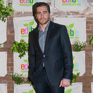 Jake Gyllenhaal Attends Edible Schoolyards Benefit in NYC