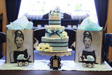 Diaper Cake Display