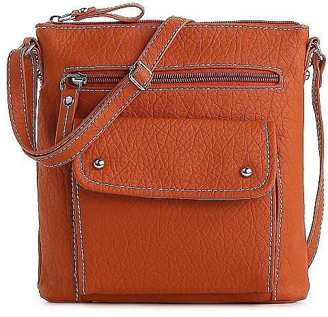Kelly & Katie Flap Pocket Cross Body Bag