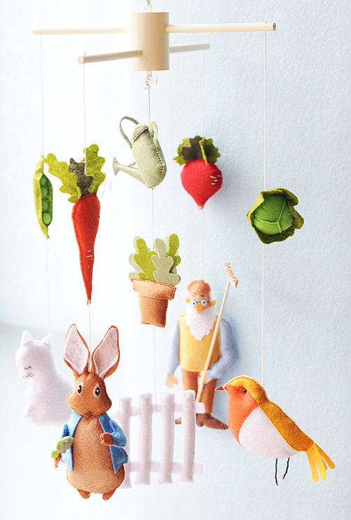 Peter Rabbit Mobile