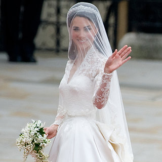 12 of the Best Celebrity Designer Wedding Dresses