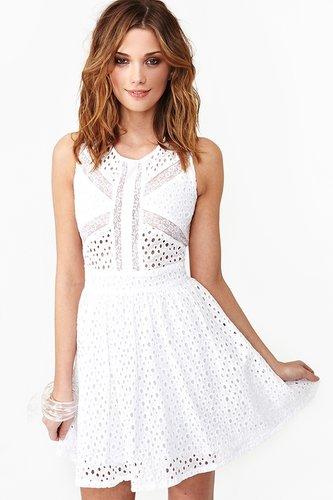 Spring Standard Dress