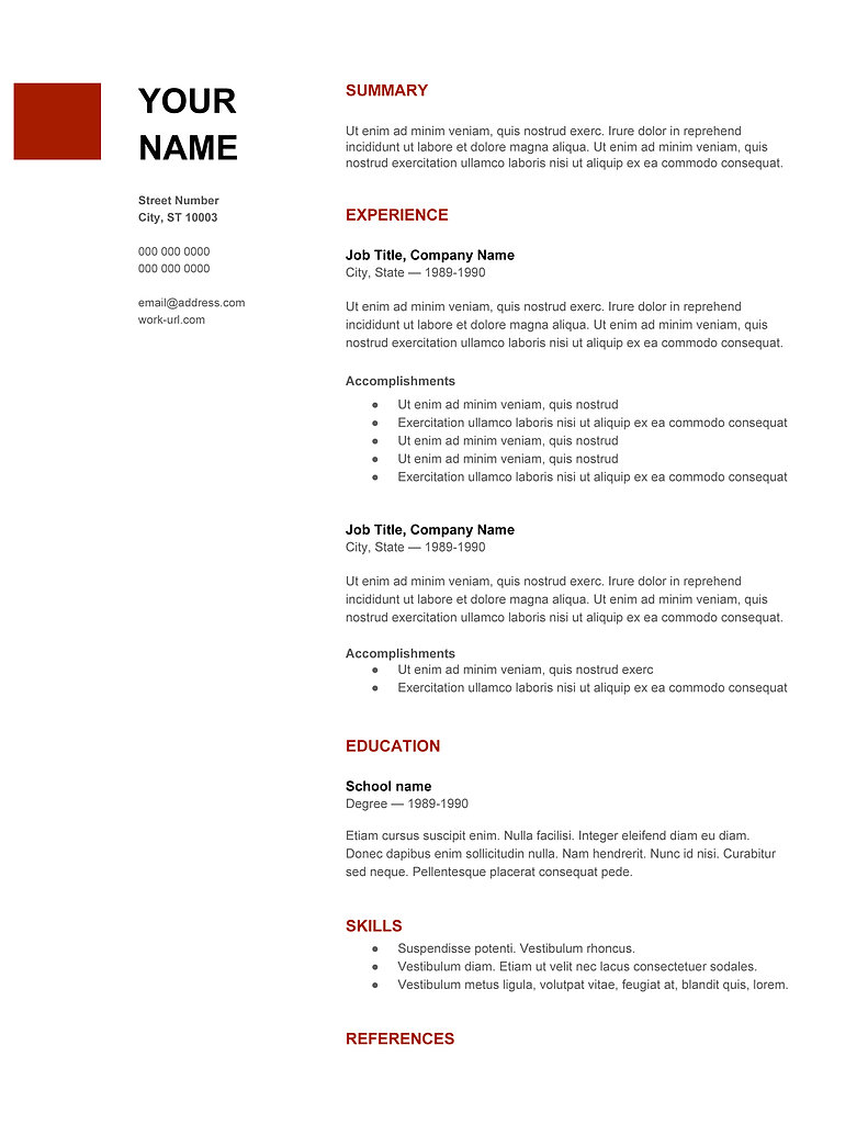 100 modern resume sle 28 images accounts payable