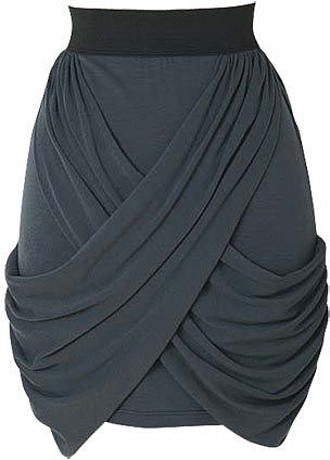 Trendspotting:Draped Silhouette