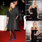 SJP Pops Up in Italy For a Fashionable Night Out With Covered-Up Ke$ha
