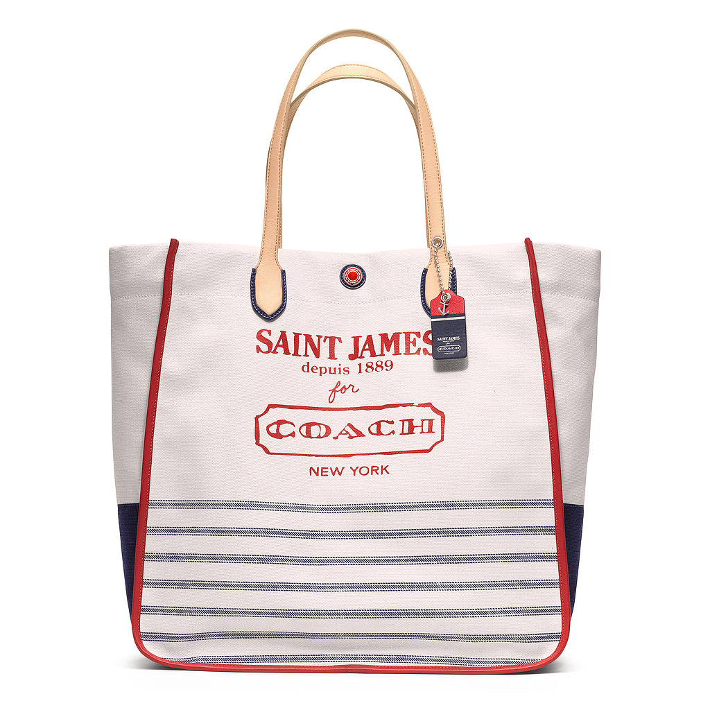 Saint James for Coach Summer 2013
