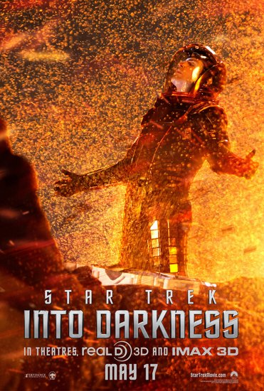 See All the New Posters For Star Trek Into Darkness