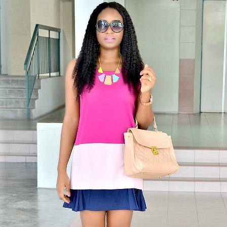 Look of the Day: Color Shift