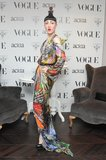 Michelle Harper at Vogue Mexico's cocktail party in honor of ACRIA. Source: Neil Rasmus/BFAnyc.com