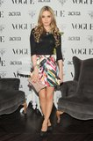 Pamela Cortez at Vogue Mexico's cocktail party in honor of ACRIA. Source: Neil Rasmus/BFAnyc.com