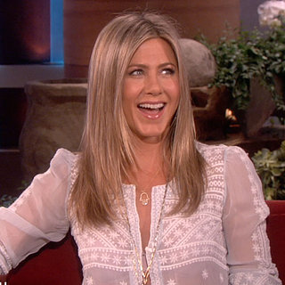 Jennifer Aniston Interview on Ellen April 2013 | Video