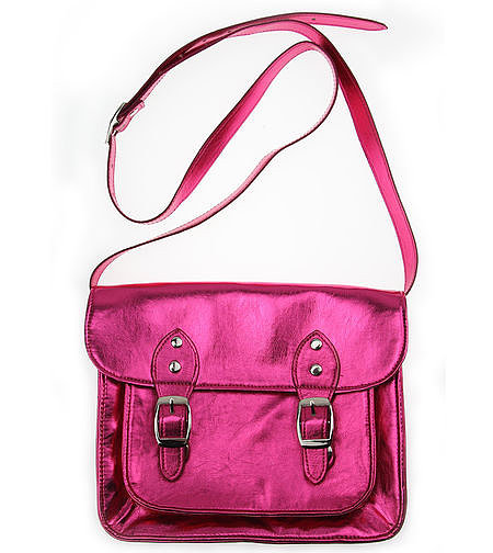 Metallic Bag ($11, originally $23)