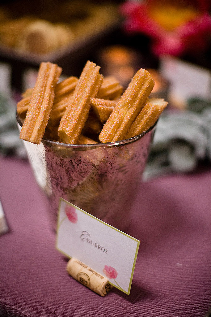 Bite-Size Churros