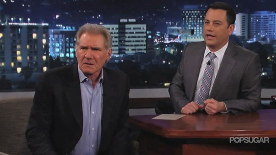Video: Harrison Ford Fights With Chewbacca, Plus More Viral Videos!