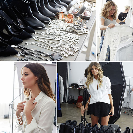 Snoop (& Shop!) Witchery's White Shirt Campaign