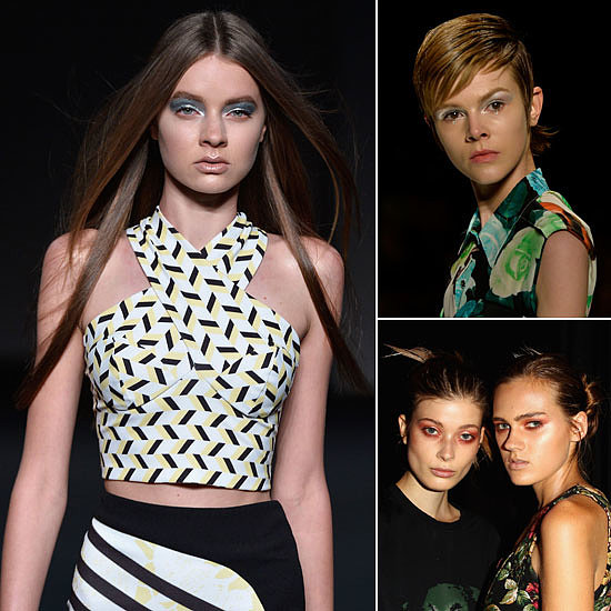 Fashion Week: The Beauty Trends From 2013 MBFWA