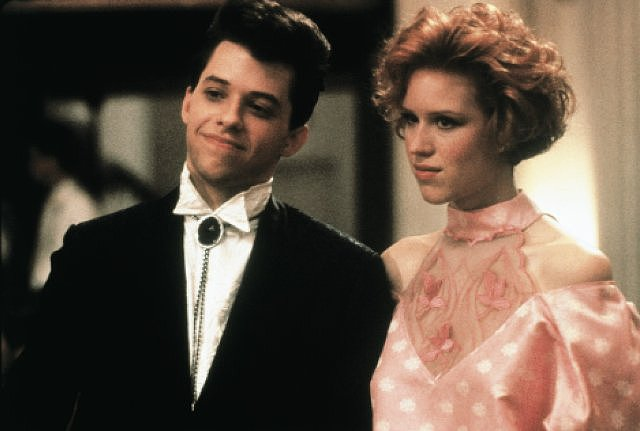 Molly Ringwald in Pretty in Pink