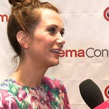 Kristen Wiig CinemaCon 2013 Interview (Video)