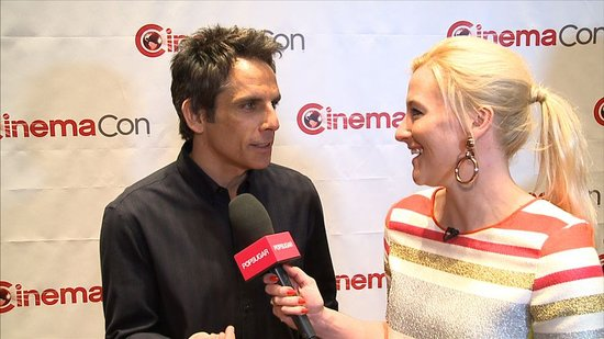 "Ben Stiller on the ""Unique"" and ""Inspiring"" Story Behind His Latest Gig as Director"