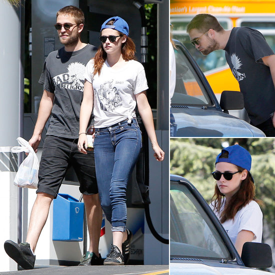 robert pattinson and kristen stewart together in la photos