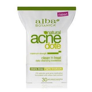 Alba Botanica ACNEdote Wipes Review
