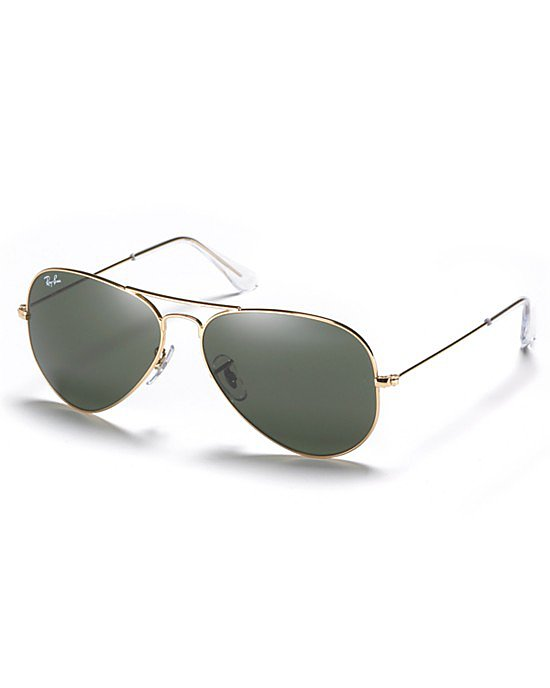 This one's pretty much a no-brainer, but a classic pair of Ray-Ban Aviator Sunglasses ($145) will look great with everything you pack.