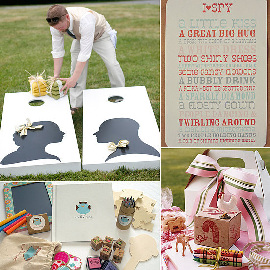 POPSUGAR Moms Has Rounded Up Some Amazing Wedding Activities Just For Kids Including Scavenger