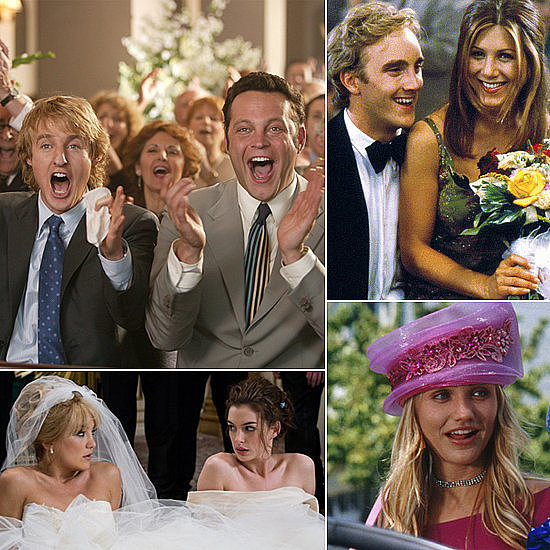 Whether it be a jilted ex, a jealous best friend, or a couple of complete strangers, we love a good wedding crasher. Given that Spring is in the air and wedding season has officially begun, POPSUGAR Entertainment is sharing some of their most beloved wedding crasher moments in cinema.