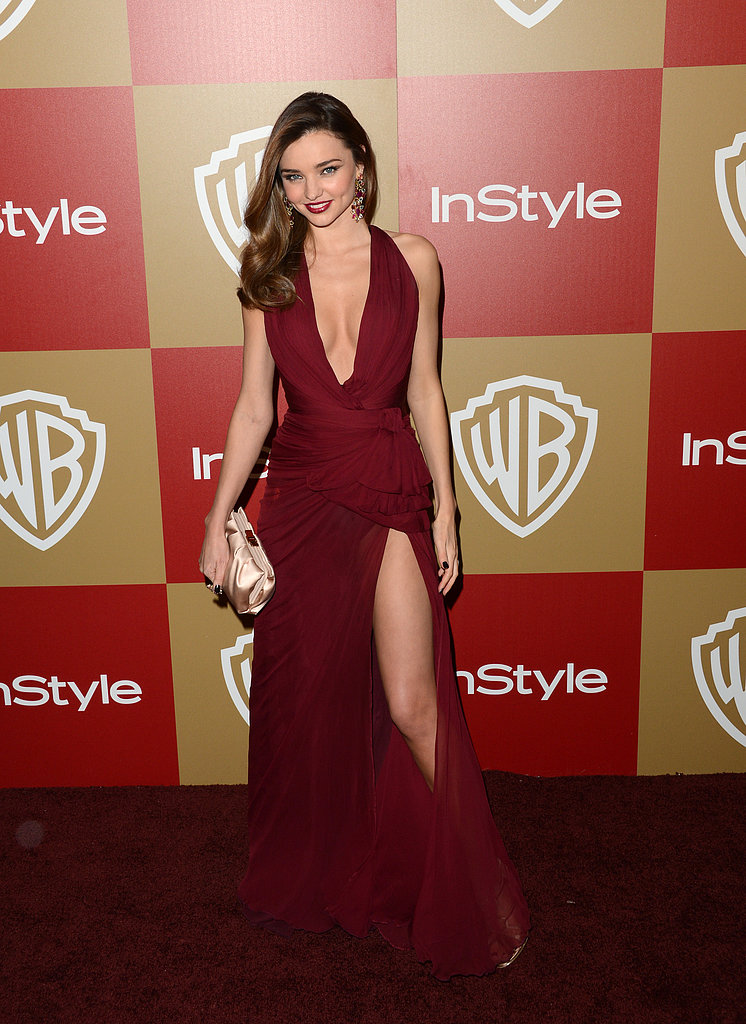 January 2013: Golden Globes