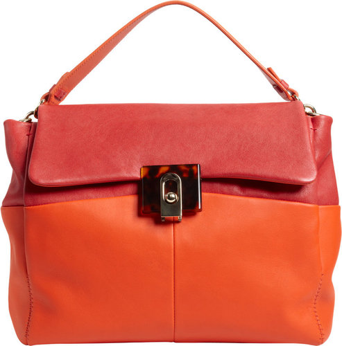 Lanvin For Me Double Carry Medium Bag